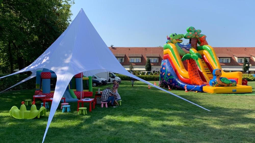 Imprezy dla dzieci na świeżym powietrzu